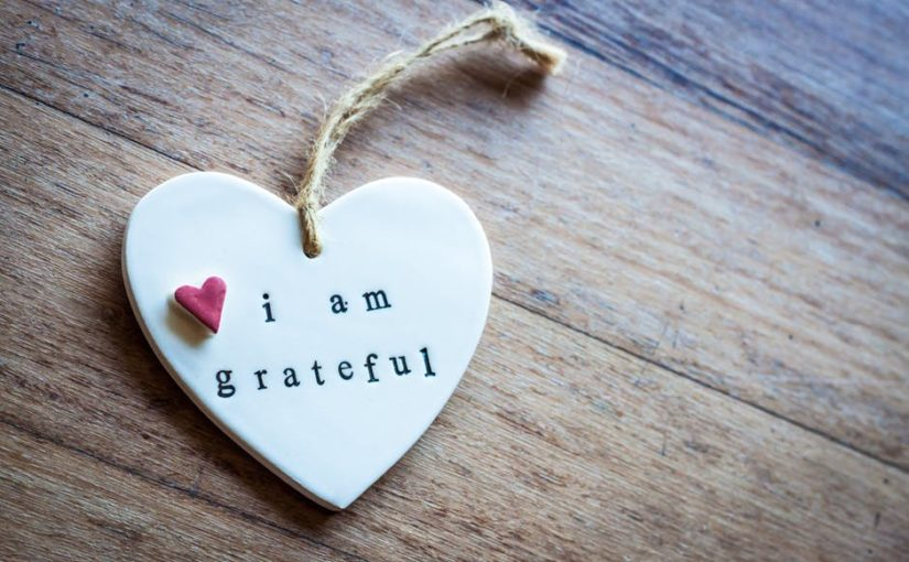 I Am Grateful For All Experiences